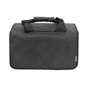 Bolsa para Discos Vinilo Magma 45 Record-Bag 150 Black front