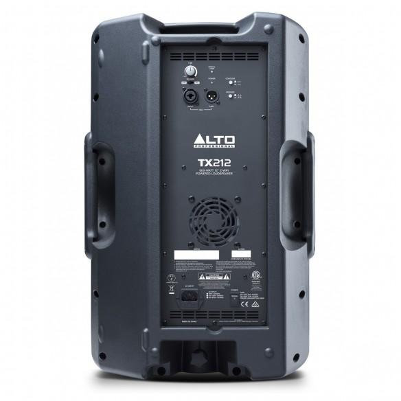 Altavoz Activo Full-Range Alto Professional TX212 rear