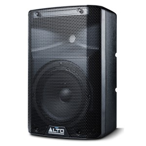 Altavoz Activo Full-Range Alto Professional TX208 angle