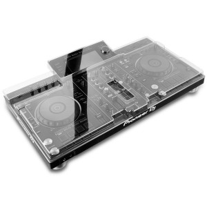 Complemento DJ Tapa Protectora Decksaver Pioneer XDJ-RX2 Cover angle