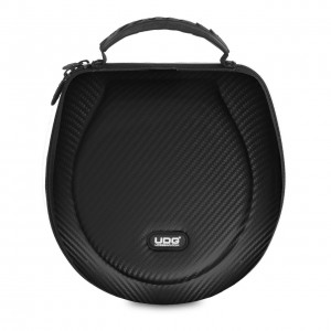 Estuche Auriculares DJ UDG Creator Headphone Case Large PU (Black) top
