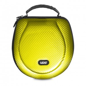 Estuche Auriculares DJ UDG Creator Headphone Case Large PU (Yellow) top
