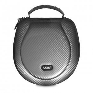 Estuche Auriculares DJ UDG Creator Headphone Case Large PU (Silver) top