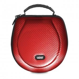 Estuche Auriculares DJ UDG Creator Headphone Case Large PU (Red) top