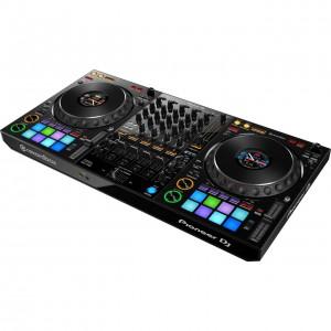Mezclador-Controlador DJ 4 Canales Pioneer DJ DDJ-1000 angle