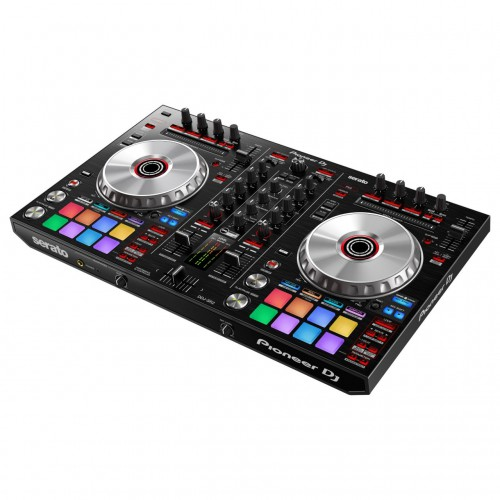 Mezclador-Controlador DJ 2 Canales Pioneer DJ DDJ-SR2 angle