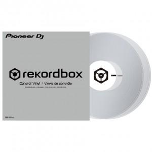 Vinilos de Control Pioneer DJ Rekordbox Control Vinyl RB-VD1-CL detail