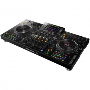 Controlador DJ 4 Canales/Sistema DJ Completo Pioneer DJ XDJ-XZ angle