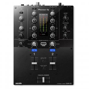 Mezclador DJ 2 Canales Pioneer DJ DJM-S3 top
