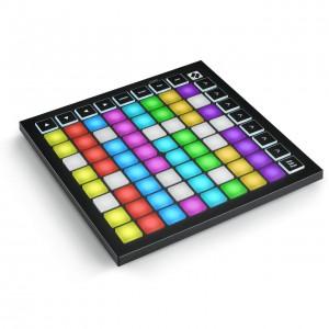 Superfície de Control MIDI USB Novation Launchpad Mini MK3 angle