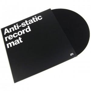Complemento DJ Patinador AM Denmark Anti-Static Record Mat top