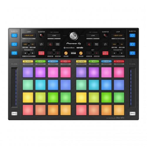 Controlador de Software DJ Pioneer DJ DDJ-XP2 top