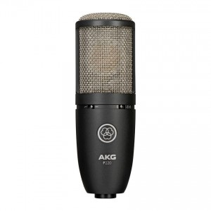 Micrófono de Condensador Estudio AKG P220 top