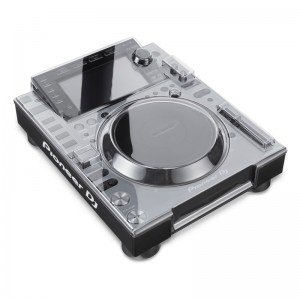 Complemento DJ Tapa Protectora Decksaver Pioneer CDJ-2000 NXS2 Cover angle