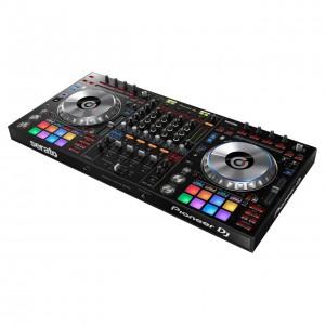 Mezclador-Controlador DJ 4 Canales Pioneer DJ DDJ-SZ2 top