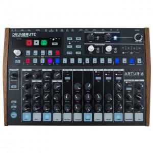 Caja de Ritmos/Sintetizador Arturia DrumBrute top