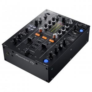 Mezclador DJ 2 Canales Pioneer DJ DJM-450 angle
