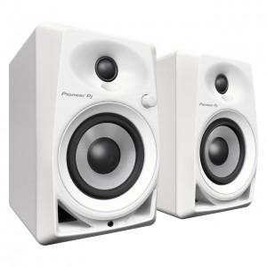 Monitores de Estudio Activos Pioneer DJ DM-40-W angle