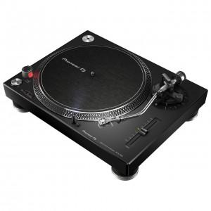Plato Giradiscos Tracción Directa Pioneer DJ PLX-500-K angle