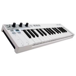 Teclado Controlador MIDI USB 32 Teclas Arturia KeyStep angle