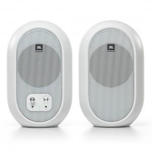 Monitores de Estudio Activos JBL 104-BTW Bluetooth front