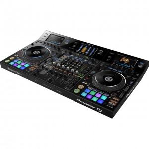 Mezclador-Controlador DJ 4 Canales Pioneer DJ DDJ-RZX angle