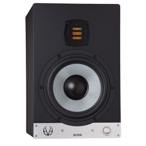 Monitor de Estudio Activo EVE Audio SC208 angle