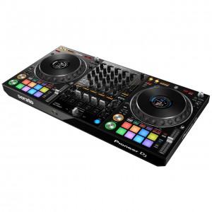 Mezclador-Controlador DJ 4 Canales Pioneer DJ DDJ-1000SRT angle
