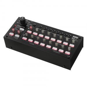 Superficie de Control MIDI USB/Secuenciador Korg SQ-1 angle