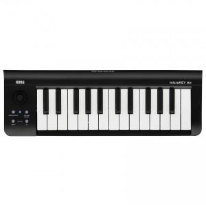 Teclado Controlador MIDI USB/Bluetooth 25 Teclas Korg MicroKEY2 AIR 25 front