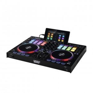Controlador DJ iOS 2 Canales Reloop Beatpad 2 angle