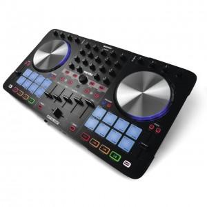 Controlador DJ 4 Canales Reloop Beatmix 4 MKII perspective