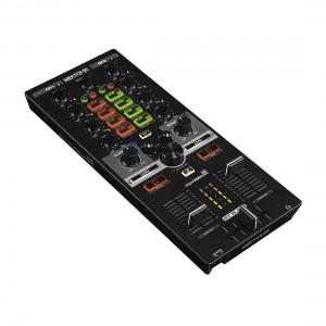 Mezclador-Controlador DJ iOS Reloop Mixtour angle