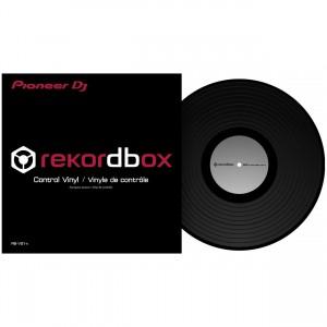 Vinilo de Control Pioneer DJ Rekordbox Control Vinyl RB-VS1-K detail
