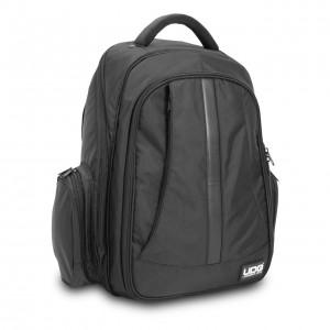 Bolsa-Mochila para Controlador DJ/Controlador MIDI UDG Ultimate Backpack (Black / Orange Inside) angle