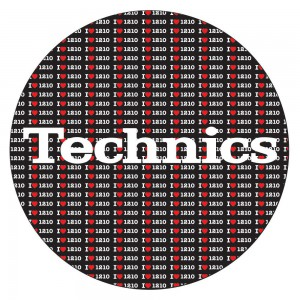 Complemento DJ Patinadores Magma LP Slipmats Technics