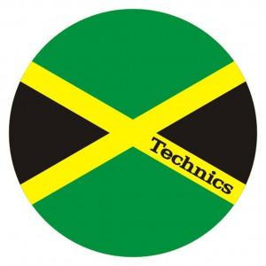 Complemento DJ Patinadores Magma LP Slipmats Technics Jamaica