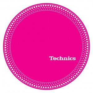 Complemento DJ Patinadores Magma LP Slipmats Technics Strobe 1