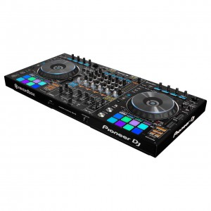 Mezclador-Controlador DJ 4 Canales Pioneer DJ DDJ-RZ angle