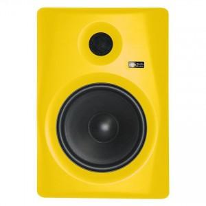 Monitor de Estudio Activo Monkey Banana Gibbon 5 Yellow front