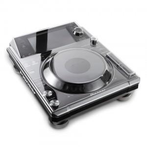 Complemento DJ Tapa Protectora Decksaver Pioneer XDJ-1000 Cover angle