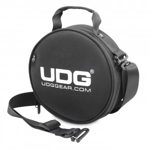 Bolsa Auriculares DJ UDG Ultimate DIGI Headphone Bag (Black) angle