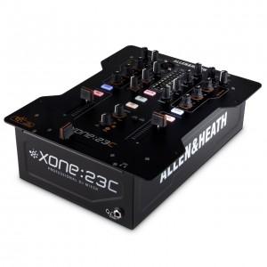 Mezclador DJ 2 Canales Allen & Heath Xone:23C angle