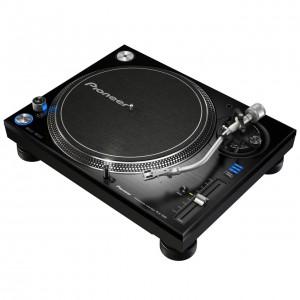 Plato Giradiscos Traccion Directa Pioneer DJ PLX-1000 angle