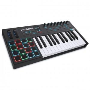 Teclado Controlador MIDI USB 25 Teclas Alesis VI25 angle