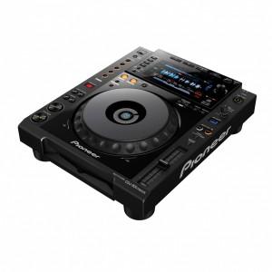 Reproductor CD Sobremesa Pioneer DJ CDJ-900 Nexus angle