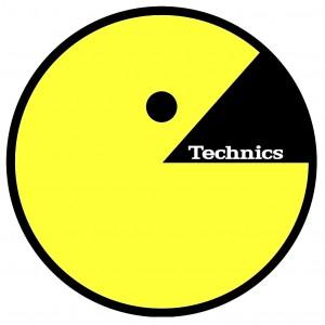 Complemento DJ Patinadores Magma LP Slipmats Technics Tecman