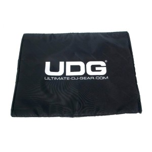 "Complemento DJ Funda Protectora UDG Ultimate Turntable & 19"" Mixer Dust Cover Black MKII top"