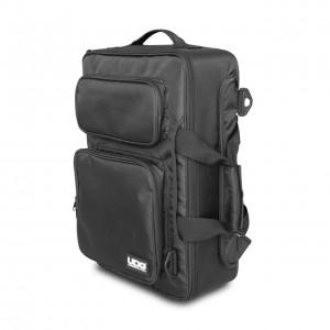Bolsa-Mochila para Controlador DJ/Controlador MIDI UDG Ultimate MIDI Controller Backpack Small MK2 (Black / Orange Inside) angle