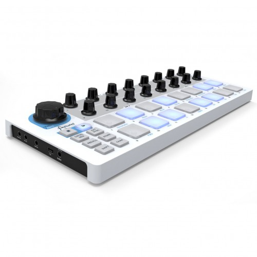 Superfície de Control MIDI USB Arturia BeatStep angle